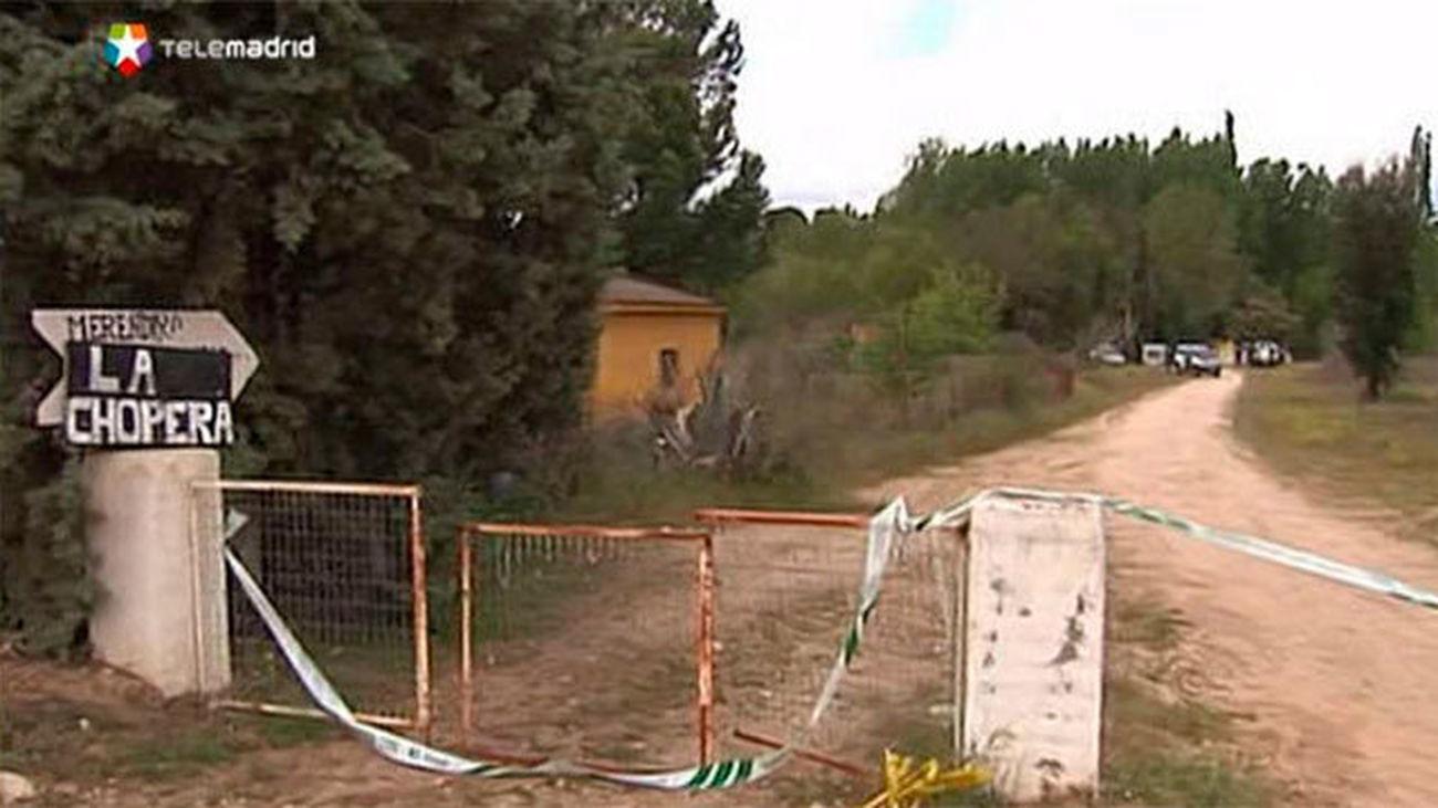 Detenido en Madrid el autor de un doble crimen en un pueblo de Toledo