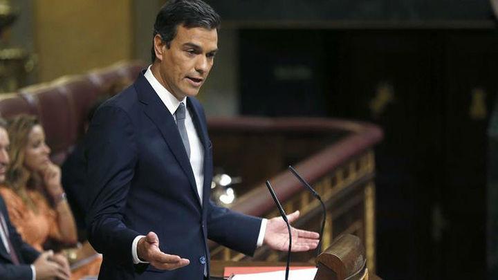 """Sánchez argumenta el no a Rajoy: """"España necesita un gobierno, no un mal gobierno"""""""