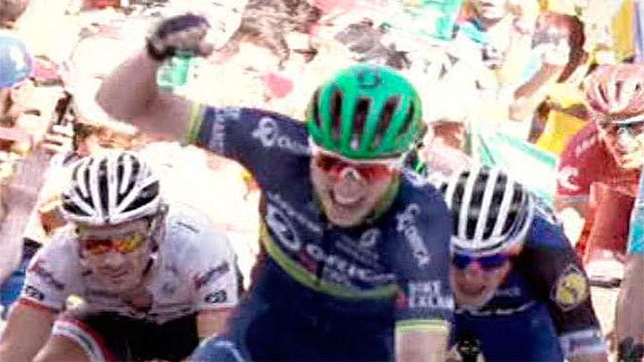 Vuelta: El belga Keukeleire gana en Bilbao