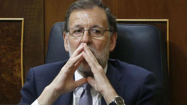 Rajoy dice que no dará un paso atrás ni renunciará a la investidura