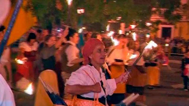 Fiestas del Motín en Aranjuez, con nuevo texto en la representación