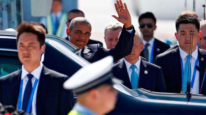 Obama y Xi ratifican juntos el pacto de París contra el cambio climático