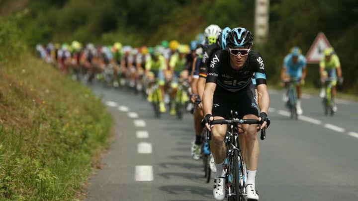 Vuelta: Gesink gana la etapa reina y Quintana sigue líder