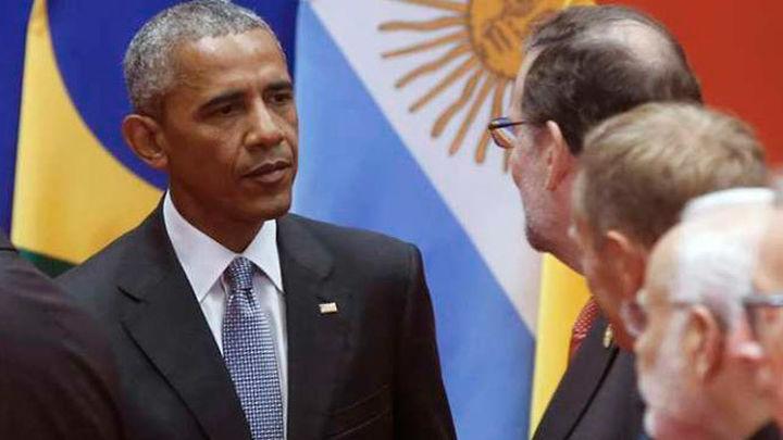"""Obama a Erdogan: """"Hay que terminar el trabajo"""" contra el Estado Islámico"""