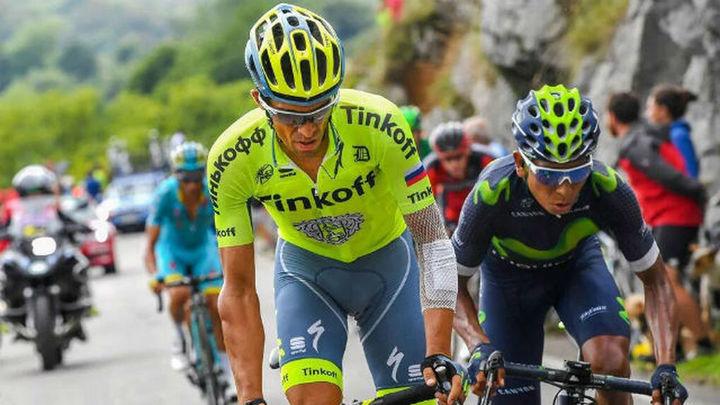 """Contador: """"El objetivo no es el podio, es ganar"""""""