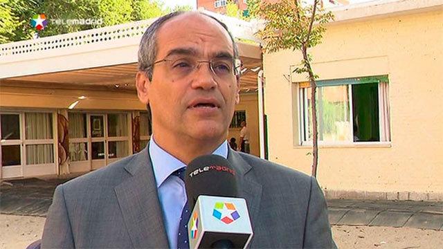 Rafael van Grieken, Consejero Educación Comunidad de Madrid
