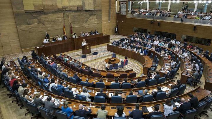 La Asamblea pide retirar la condición de entidad pública a Hazte Oír