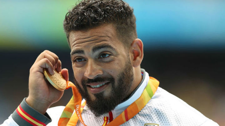 Kim López da a España el primer oro en los Juegos Paralímpicos