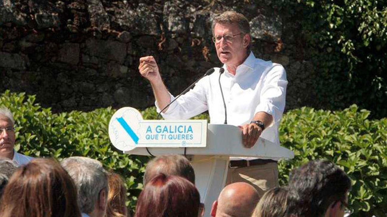 Feijóo mantendría la mayoría absoluta en Galicia y el PNV ganaría en Euskadi