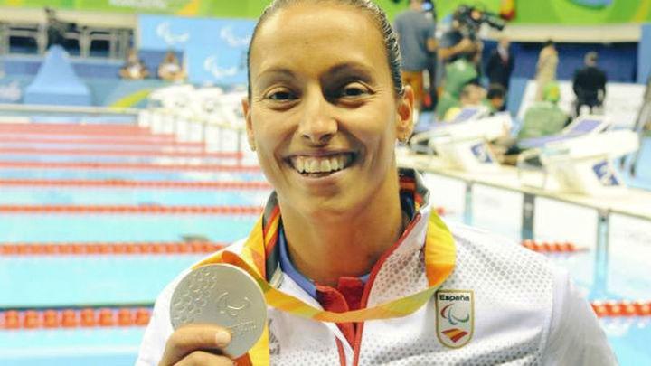 Teresa Perales, plata con sabor a oro en 200 libres
