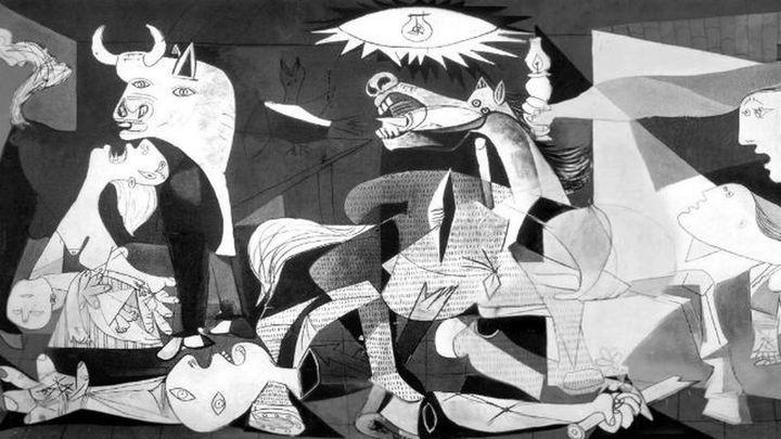 80 Años del 'Guernica', el grito antibelicista más famoso del siglo XX