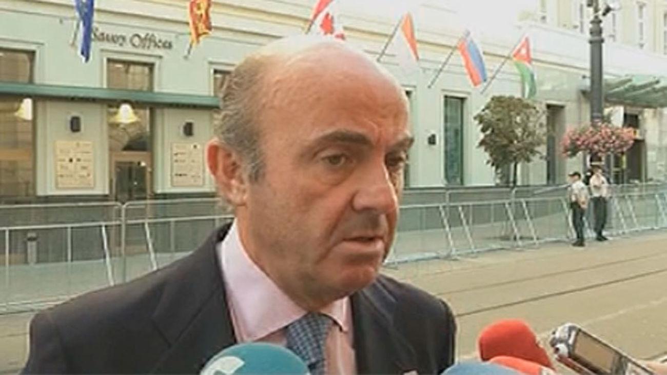Guindos irá a Comisión pero no al Pleno para hablar de Soria