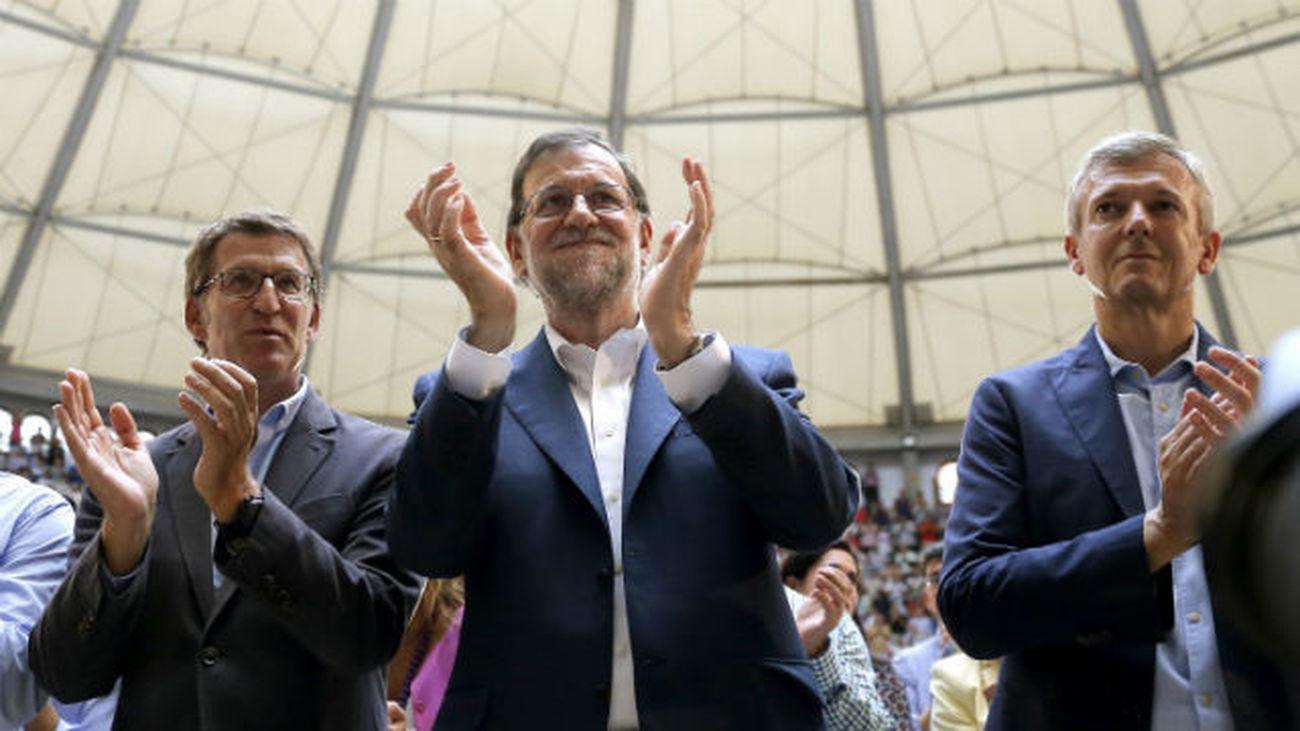 Rajoy acusa a Sánchez de dañar a España y le pide ni un día más en funciones