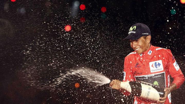 Nairo Quintana conquista su primera Vuelta a España