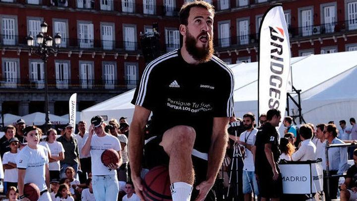 """Sergio Rodríguez: """"No quería dejar pasar una oportunidad de volver a la NBA"""""""