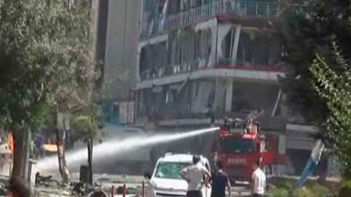 Un coche bomba causa 48 heridos en el sureste de Turquía