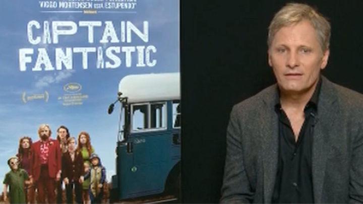 Un padre idealista y rebelde, como superhéroe en 'Captain Fantastic'