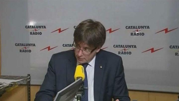 Puigdemont convocará un referéndum o elecciones constituyentes antes de un año