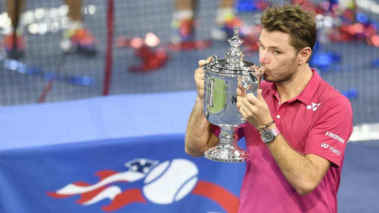 US Open: Wawrinka destrona a Djokovic y triunfa en Nueva York
