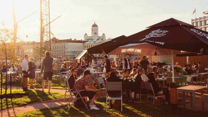 """Helsinki, la """"Hija del Báltico"""" no tiene frío"""