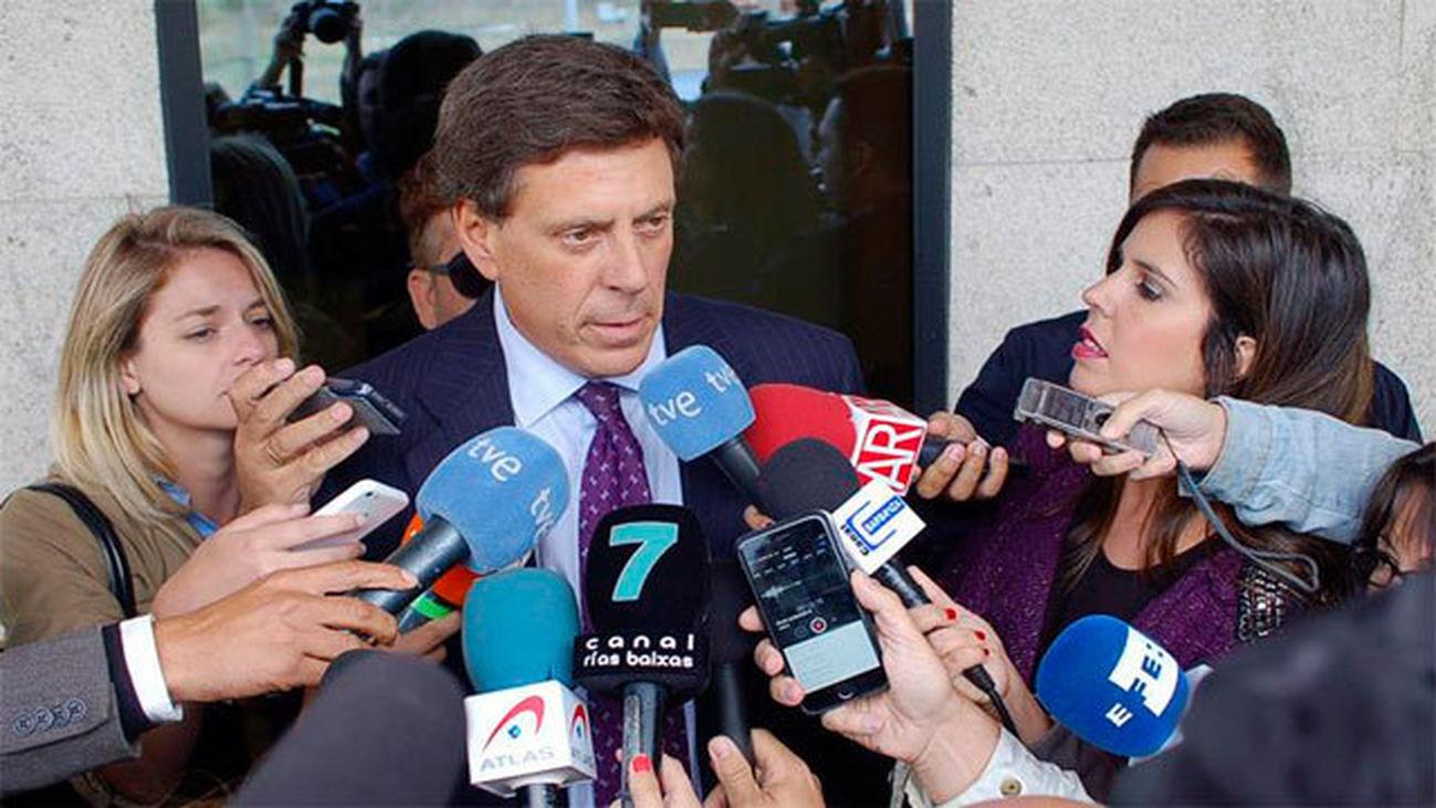 Juan Carlos Quer, el padre de Diana