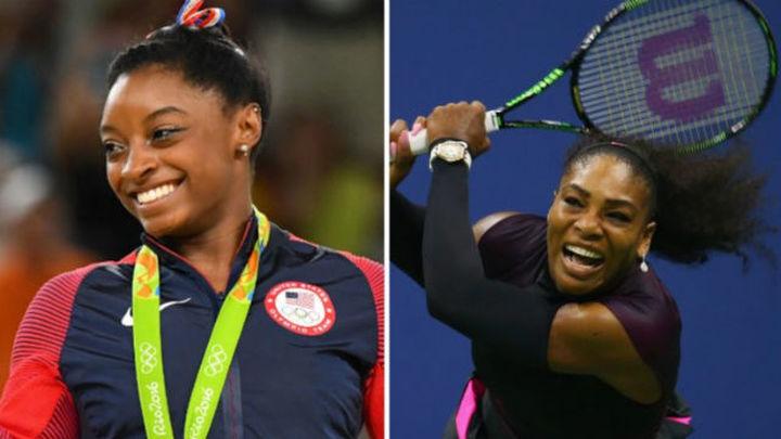 Biles y Venus Williams se defienden de las acusaciones de dopaje