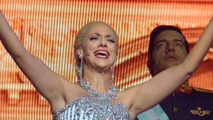 El musical 'Evita' regresa a Madrid con una versión más libre
