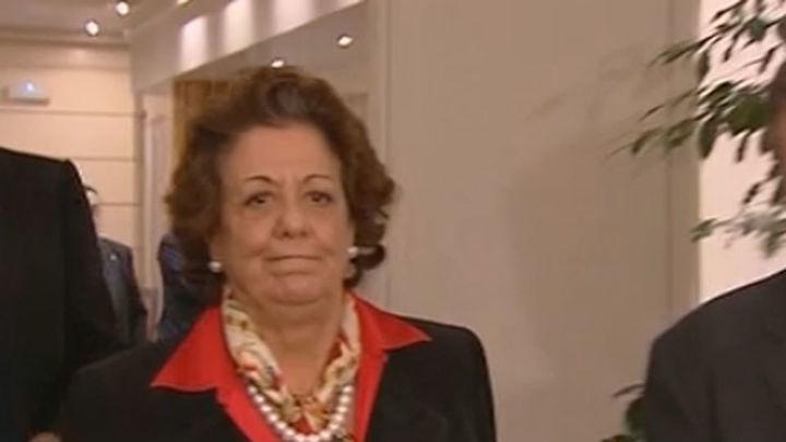 Dirigentes del PP critican que Barberá no deje su acta de senadora