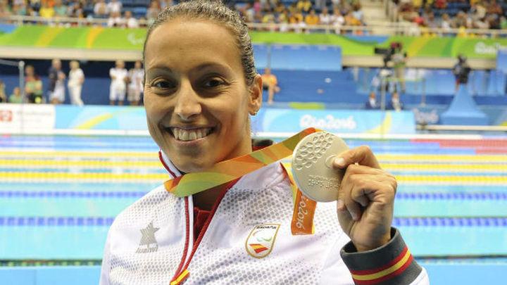 Paralímpicos: Teresa Perales y Sarai Gascón, baño de plata