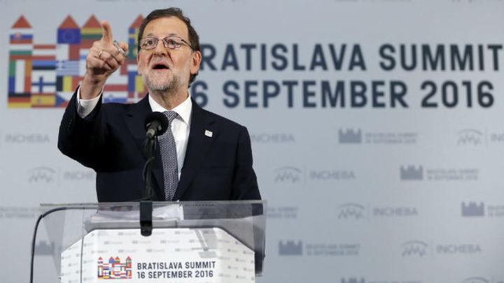 """Rajoy dice que ya no tiene """"ninguna autoridad"""" sobre Rita Barberá"""