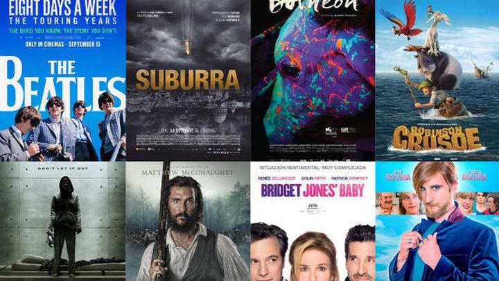Bridget Jones, los Beatles y 'Los Hombres de Jones' aterrizan en los cines
