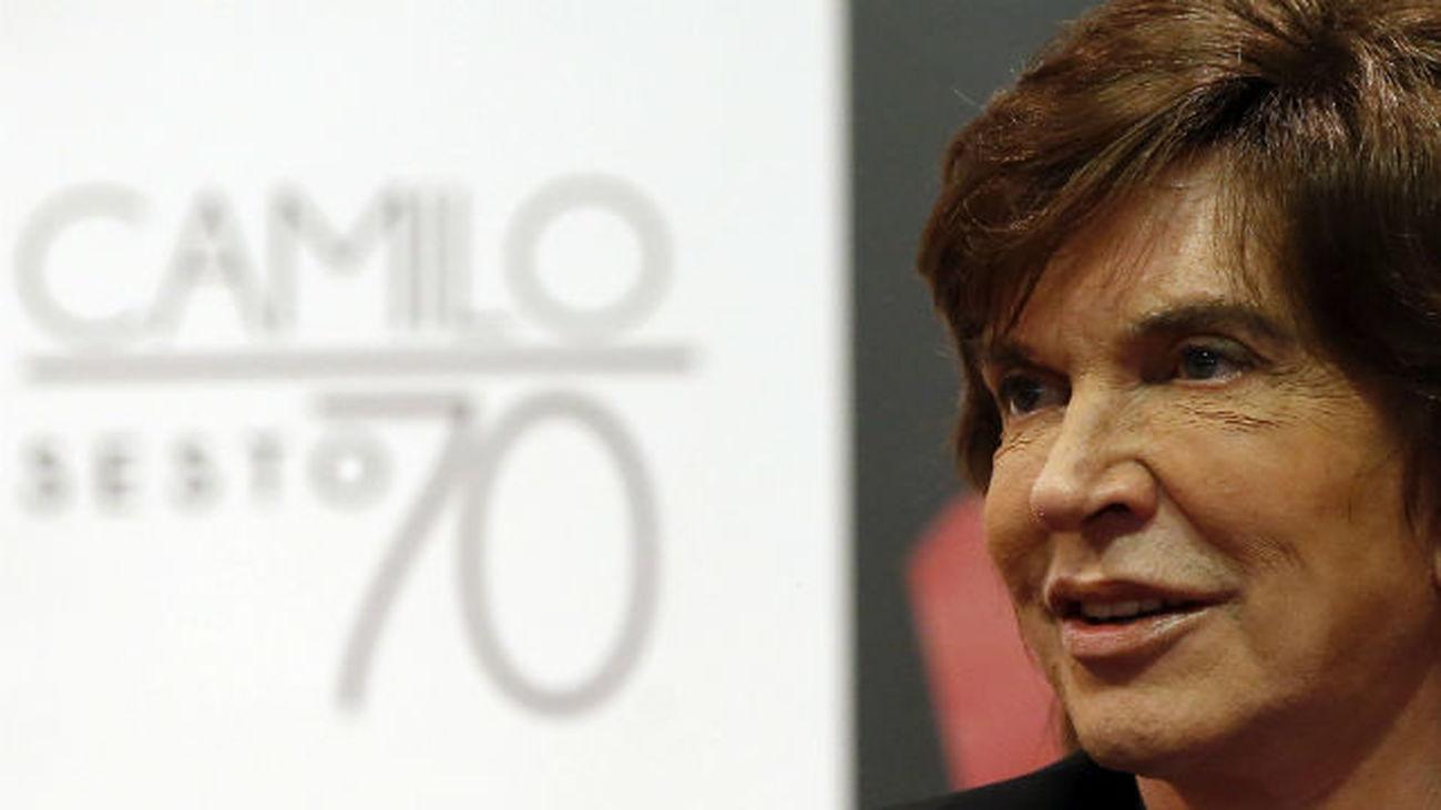 Camilo Sesto cumple 70 años de éxitos