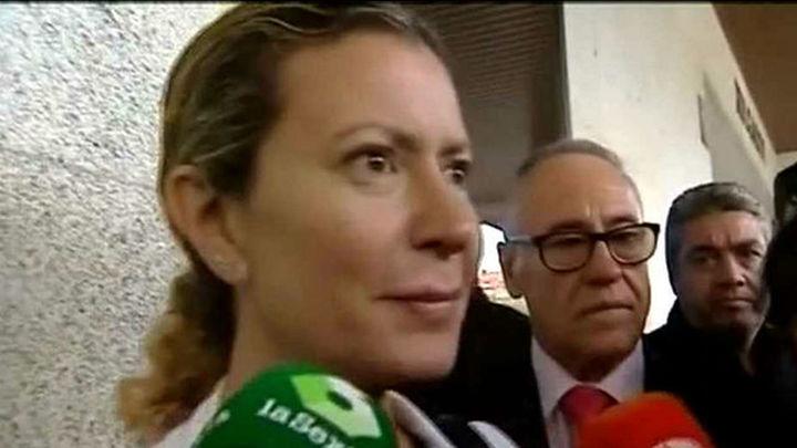 La madre de Diana Quer declara en el juzgado y espera recuperar a sus hijas