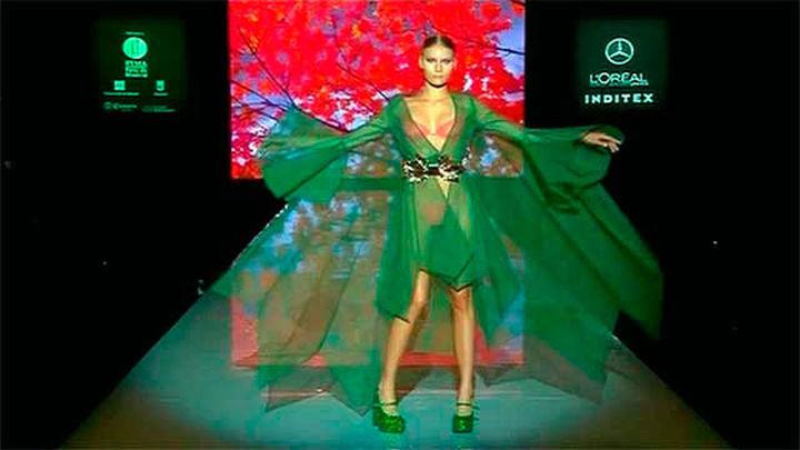 Primeros desfiles de la Mercedes-Benz Fashion Week Madrid