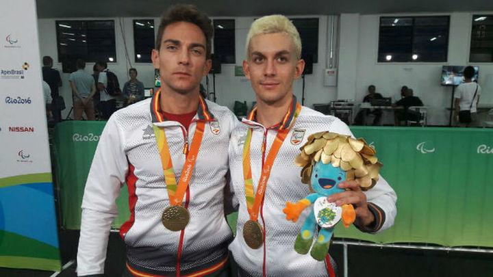Paralímpicos: España suma seis medallas en la penúltima jornada