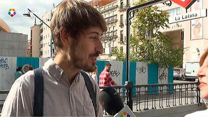 Cárdenas realizará el mural homenaje a Lina Morgan en la estación de Metro de Latina