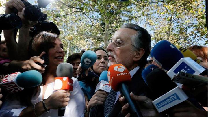 Alfonso Grau niega que participara en la contratación de campañas electorales