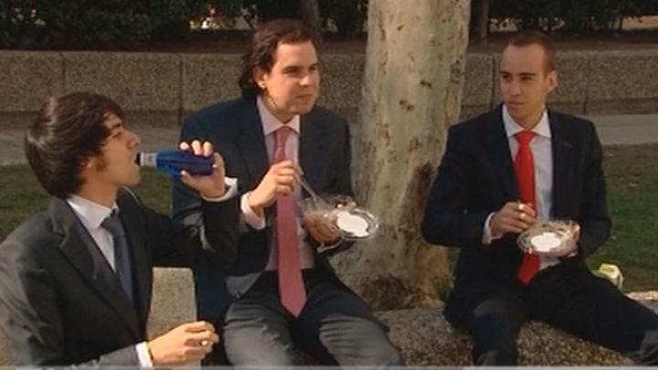 Dos de cada tres trabajadores españoles tienen el colesterol alto