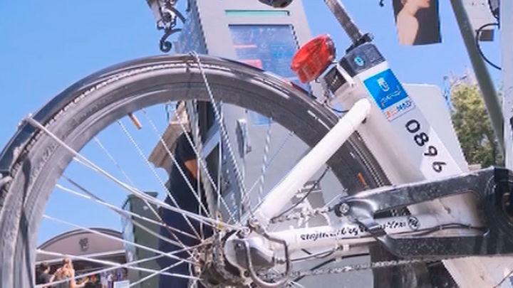 La Comunidad apuesta por integrar BiciMAD en la tarjeta  de transportes