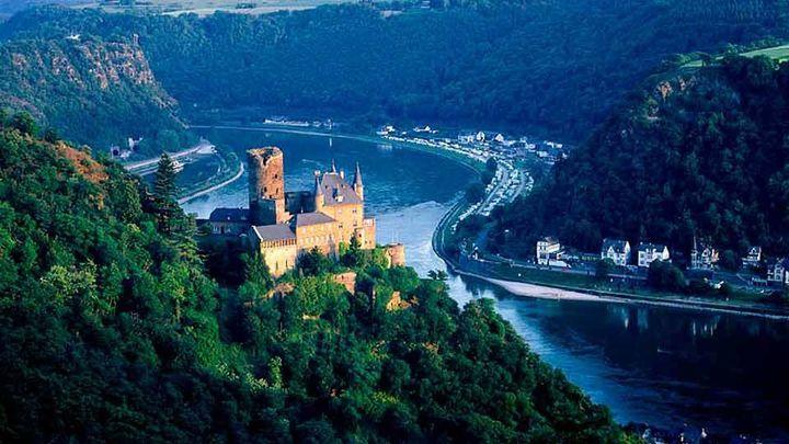Castillos del Rhin, un viaje a la Edad Media alemana