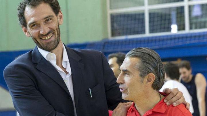 Garbajosa anuncia las renovaciones de Scariolo y Mondelo