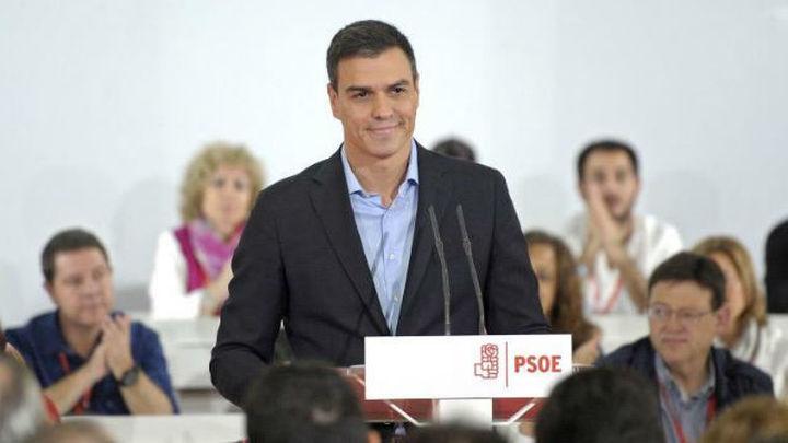 El PSOE reunirá a su Comité Federal el 1 de octubre