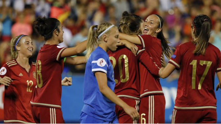 5-0. España firma la fase previa perfecta