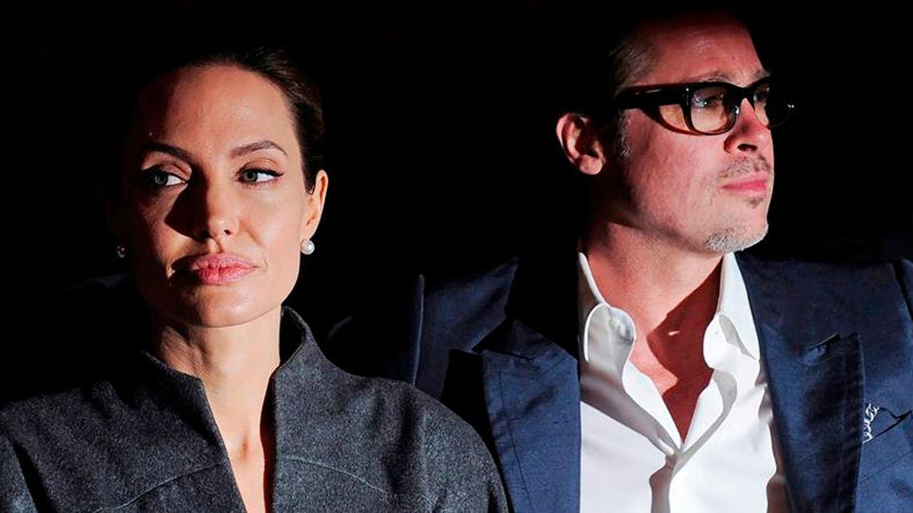 """""""Lo más importante son los niños"""", asegura Pitt tras la ruptura con Jolie"""
