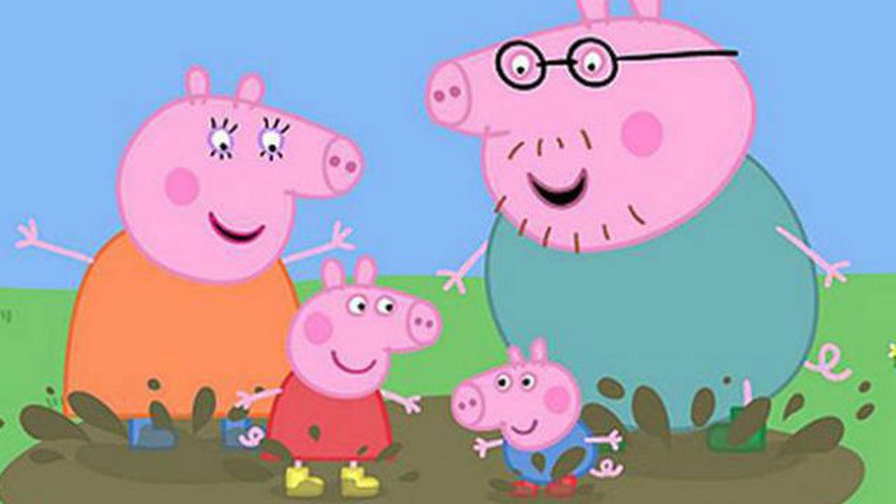 La serie de dibujos animados Peppa Pig llega al cine el 12 de noviembre