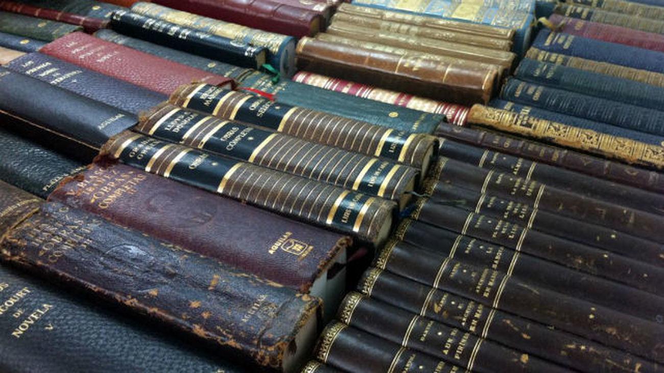 Cervantes y Shakespeare protagonizan la 28ª Feria de Otoño del Libro Viejo y Antiguo