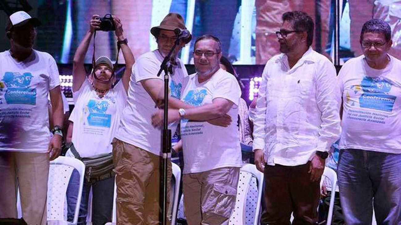 Las FARC llaman a una gran coalición para impulsar un proceso constituyente