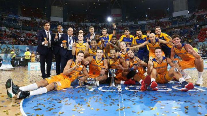 79-59. Gran Canaria sorprende al Barça y gana la Supercopa