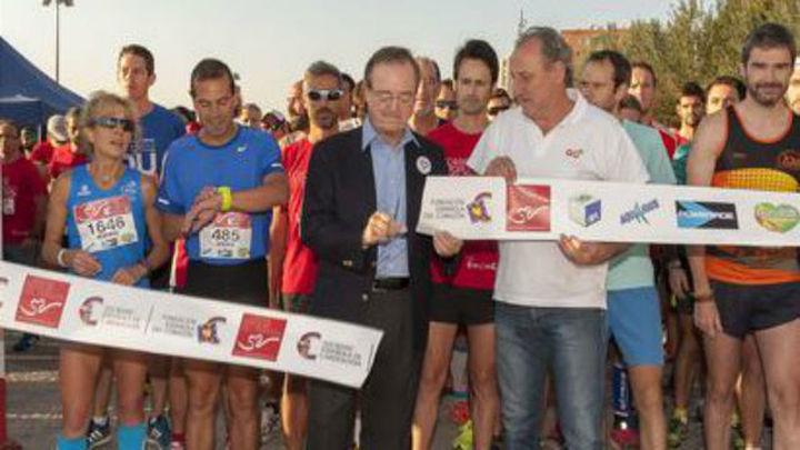Más de 4.000 personas participan en la Carrera del Corazón en Madrid