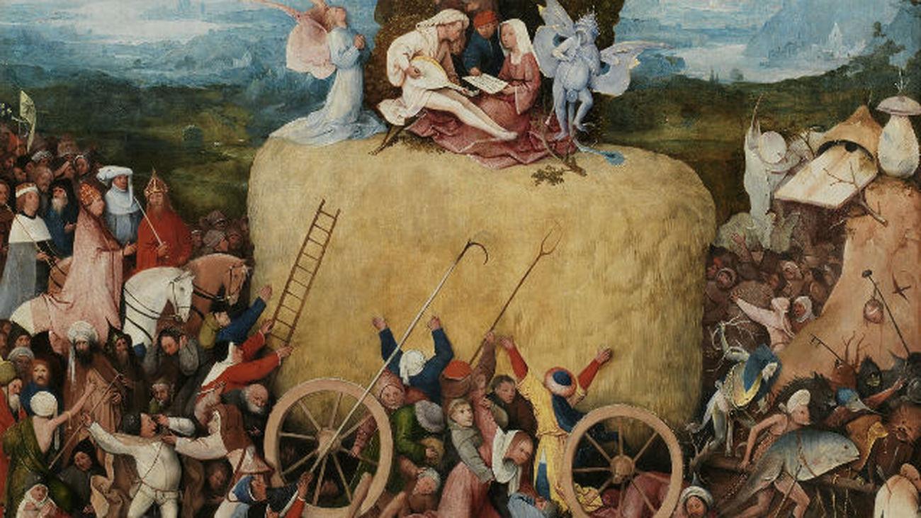 La exposición de El Bosco se convierte en la más visitada en el Prado